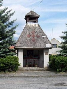 Kaplička - památník obětem I. světové války