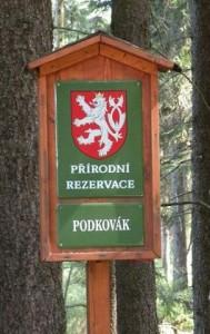 PR Podkovák , duben 2009