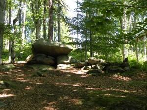 Žižkův kámen, červenec 2009