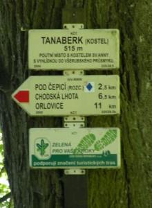 Tanaberk, červen 2009