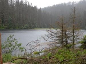 jezero Laka, červen 2011
