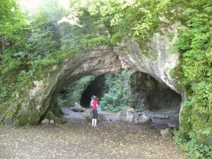 Jeskyně Šipka, srpen 2011