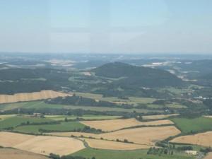 Výhled ze Svatoboru