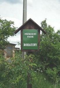 Přírodní park Rohatiny