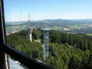 Telekominikační věže